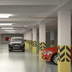 Автостоянки, паркинги Черного Яра