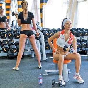 Фитнес-клубы Черного Яра