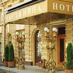 Гостиницы Черного Яра