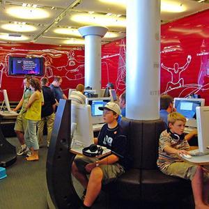 Интернет-кафе Черного Яра