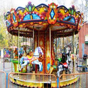 Парки культуры и отдыха Черного Яра