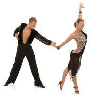 Школа танцев Beso de la salsa - иконка «танцы» в Черном Яре